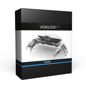 Crab_3DScan_Pack